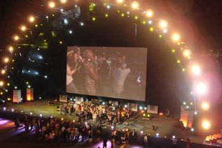 DOHA Angelique Kidjo concert drew music fans
